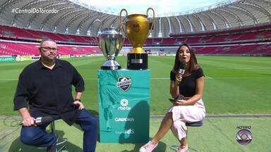 Globo Esporte RS neste fim de semana de Gre-Nal é ao vivo, direto do Beira-Rio - undefined
