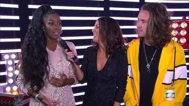 Thalita Rebouças conversa com Iza e Vitor Kley - Confira!