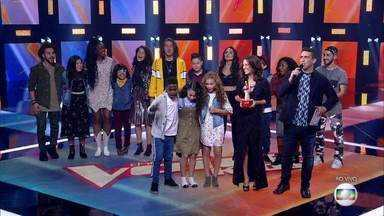 Programa de 14/04/2019 - Fique por dentro do que rolou na final do The Voice Kids!