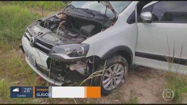 Perseguição policial no Anel Rodoviário termina com um homem preso - Ele é suspeito de roubar um carro no bairro Cachoeirinha.