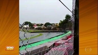 Pelo 3º ano seguido, prova de moto da SuperBike Brasil termina com morte em Interlagos - Pelo 3º ano seguido, prova de moto da SuperBike Brasil termina com morte em Interlagos