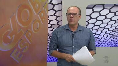 Globo Esporte CG: Confira a íntegra do programa desta segunda-feira (15.04.2019) - Marcos Vasconcelos leva até você todos os destaques do fim de semana do esporte paraibano.
