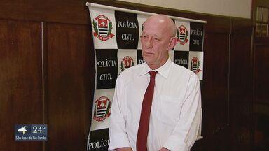 Delegado de Araraquara assume a Polícia Civil de São Carlos - Fernando Luiz Giaretta vai ficar no cargo temporariamente.