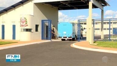 CDPs de Pacaembu começam a receber presos - Unidades foram inauguradas na semana passada.