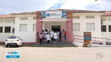 Funcionários de hospital municipal em Laranjeiras paralisaram atividades por 24h - O motivo é a falta de pagamento.
