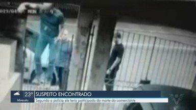 Suspeito de participar da morte de comerciante é preso em Itanhaém - O crime ocorreu no início de abril. O suspeito foi encontrando em Santo André, no ABC paulista.