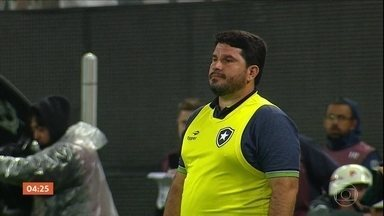 Eduardo Barroca é o novo técnico do Botafogo - A apresentação acontece nesta terça-feira (16).