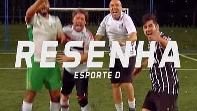 Resenha 2019: Santos vence, e Corinthians perde na Copa do Brasil - Confira os comentários dos Garotinhos do Resenha.