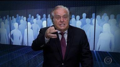 Relatório da investigação de conluio entre Trump e os russos inocentou o presidente - Arnaldo Jabor comenta