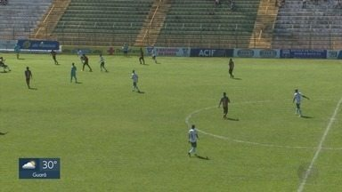 Francana vence em casa e assume a liderança da 4ª divisão do Campeonato Paulista - Time venceu o Taquaritinga-SP por 3 a 0.