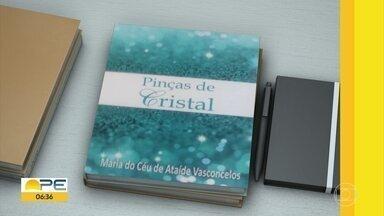 Confira os lançamentos de livros desta terça-feira - Jorge Arruda e Maria do Céus de Ataíde Vasconcelos estão entre autores.