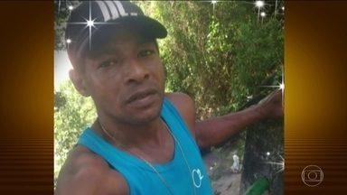 Morte de gari provoca protesto na Zona Sul do Rio de Janeiro - A morte de um gari comunitário provocou um protesto na Zona Sul do Rio. Moradores do Morro do Vidigal dizem que os tiros que mataram Willian de Mendonça Santos partiram da polícia.