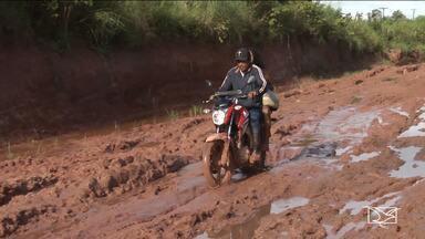Chuvas causam transtornos aos motoristas que trafegam em estradas no Maranhão - Em alguns municípios o problema maior é para os moradores dos povoados que temem ficar isolados.