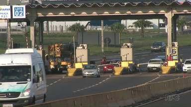 TRF-4 determina redução das tarifas de pedágio de concessionárias do Paraná - As concessionárias são Caminhos do Paraná e Viapar.