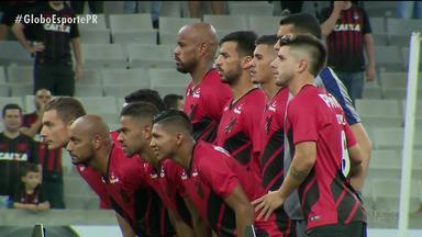 Athletico já está na Bolívia para jogo decisivo - Furacão só depende de si para se classificar para as oitavas de final da Copa Libertadores