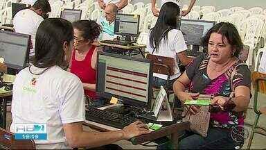 Prefeitura de Caruaru inicia recadastramento dos bancos da Feira da Sulanca - Ação é voltada para os feirantes.
