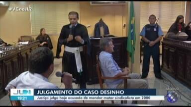Julgamento de fazendeiro acusado de mandar matar sindicalista é encerrado no Pará - A sessão do Júri foi encerrada depois que o promotor abandonou a tribuna.