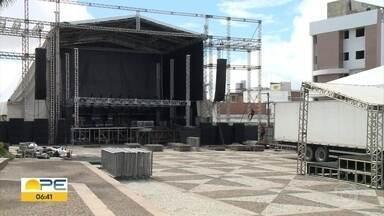 Garanhuns se prepara para receber o Festival Viva Dominguinhos - Jorge de Altinho e Cezzinha estão entre atrações do evento.