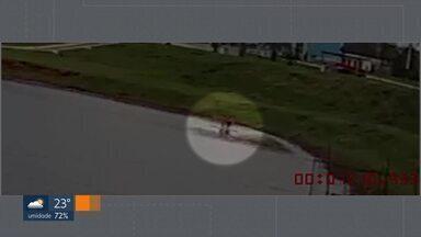 Câmera de segurança gravou afogamento de Natália Costa no Lago Paranoá - A advogada da família da jovem encaminhou as imagens para o Ministério Público e quer uma nova investigação. A defesa de Wendel Yuri disse que a morte da estudante foi uma fatalidade.