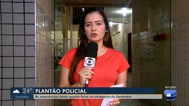 Veja o giro com as notícias da área policial desta quarta-feira no Bom Dia Tapajós - Casos foram registrados na 16ª Seccional de Polícia Civil. Confira as principais notícias da área policial desta quarta (24).