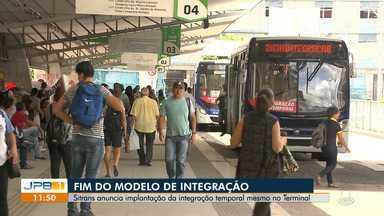 Sitrans fala sobre a implantação da integração temporal no Terminal - Passageiros fizeram protestos na cidade.