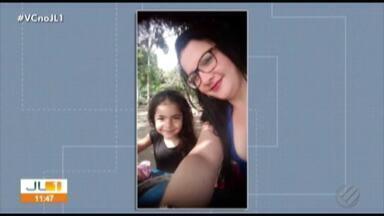 Polícia prende suspeitos de matar mãe e filha em Altamira - Os corpos das vítimas foram encontrados em uma cova rasa