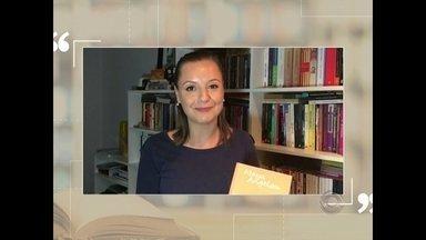 Entre Aspas: já no clima da Feira do Livro, o JA convida você para dar dicas de leitura! - Hoje quem traz a sugestão de livro é a Vanessa Backes.