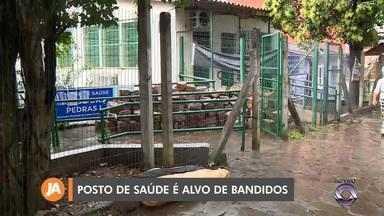 Falta de segurança fecha unidades de saúde no Passo das Pedra, Zona Norte de Porto Alegre - Assaltos na região são os responsáveis pelo fechamento.