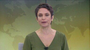 Jornal Hoje - Edição de sexta-feira, 26/04/2019 - Os destaques do dia no Brasil e no mundo, com apresentação de Sandra Annenberg e Dony De Nuccio