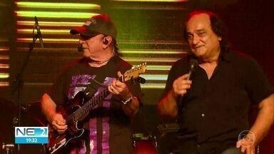 Dave Maclean e Patrick Dimon fazem show no Recife - Apresentação ocorre no Teatro Boa Vista.