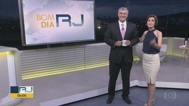 Bom Dia RJ - Edição de segunda-feira, 29/04/2019 - As primeiras notícias do Rio de Janeiro, apresentadas por Flávio Fachel, com prestação de serviço, boletins de trânsito e previsão do tempo.