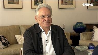 Fernando Henrique Cardoso e as críticas a Jair Bolsonaro
