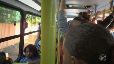 'Sua Linha': novo quadro do EPTV1 acompanha rotina de usuários do transporte público - EPTV1 acompanhou a rotina de quem utiliza a linha 652, que vai de Sumaré (SP) à Unicamp.
