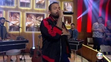 Projota canta 'Celta Vermelho' - Confira