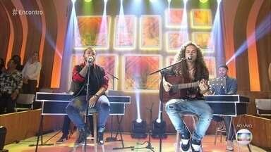 Projota e Vitão cantam 'Sei Lá' - Cantores falam sobre a parceria na música