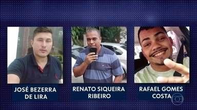 Polícia Civil do Rio cumpre mandados de busca e apreensão, relacionados a Muzema - Três suspeitos não foram encontrados e continuam foragidos.