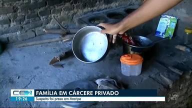 Família é mantida em cárcere privado no Ceará - Saiba mais em g1.com.br/ce