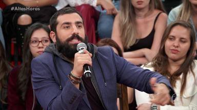 Programa de 04/05/2019 - 'Altas Horas' recebe Bruno Mazzeo, Kaysar e Viviane Senna