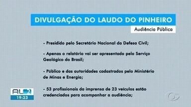 Laudo sobre as causas das rachaduras no Pinheiro vai ser divulgado nesta quarta - Audiência está marcada para as 9h na no auditório da Justiça Federal.