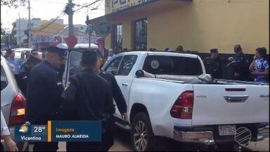 Execução no Paraguai - A polícia nacional do Paraguai disse que o homem que foi executado esta semana já foi secretário de Jarvis Pavão e era um dos administradores das propriedades do traficante no país vizinho.