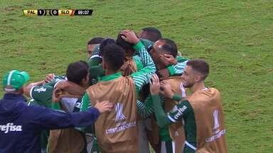 O gol de Palmeiras 1 x 0 San Lorenzo pela Taça Libertadores - O gol de Palmeiras 1 x 0 San Lorenzo pela Taça Libertadores