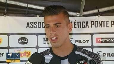 Ivan, goleiro da Ponte Preta ,é convocado para seleção brasileira sub-23 - O goleiro Ivan, um dos destaques da Ponte Preta nas últimas temporadas, foi convocado para a Seleção Brasileiro Sub-23 para a disputa de três amistosos entre maio e junho.