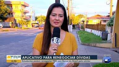 Estudantes podem renegociar o pagamento do Fies através de aplicativo do Banco do Brasil - Veja como funcionará a ferramenta.