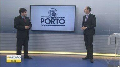 Confira as notícias de destaque do Porto de Santos - Leopoldo Figueiredo, editor de Porto e Mar do Jornal A Tribuna, comenta a respeito dos destaques do porto santista.