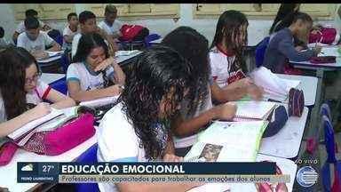 Professores são capacitados para trabalhar as emoções dos alunos - Professores são capacitados para trabalhar as emoções dos alunos