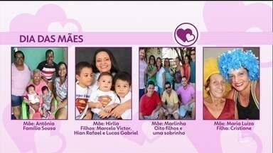 Telespectadores podem enviar fotos para homenagear as mães - Galeria do NE1 recebe imagens para marcar o Dia das Mães