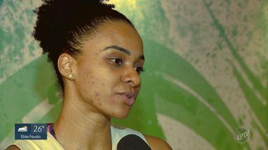 Meli Gretter é o destaque do Campinas basquete na Liga Nacional - Armadora do time de Campinas (SP) vem se destacando na campanha do clube.