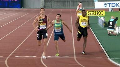 Equipe brasileira consegue a vaga na final do 4x400m medley no Mundial de Revezamento - Equipe brasileira consegue a vaga na final do 4x400m medley no Mundial de Revezamento