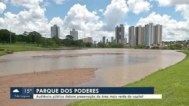 Audiência debate preservação do complexo do Parque dos Poderes em Campo Grande - O evento começa às 19h desta terça-feira (14) no plenário da Assembleia Legislativa de Mato Grosso do Sul. A entrada é de graça a todas as pessoas, sem necessidade de inscrição.