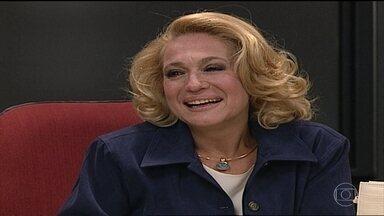 Branca diz que Maria Eduarda é sua nora preferida - Confira